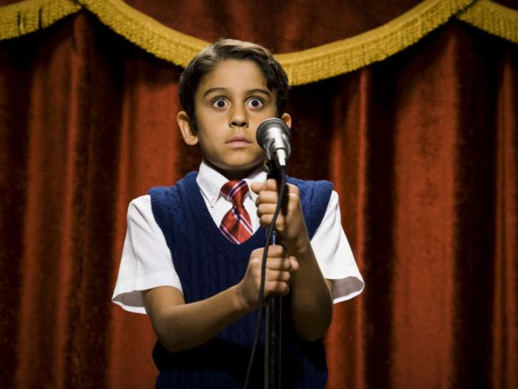 Conquering Stage Fright: Mission Possible!