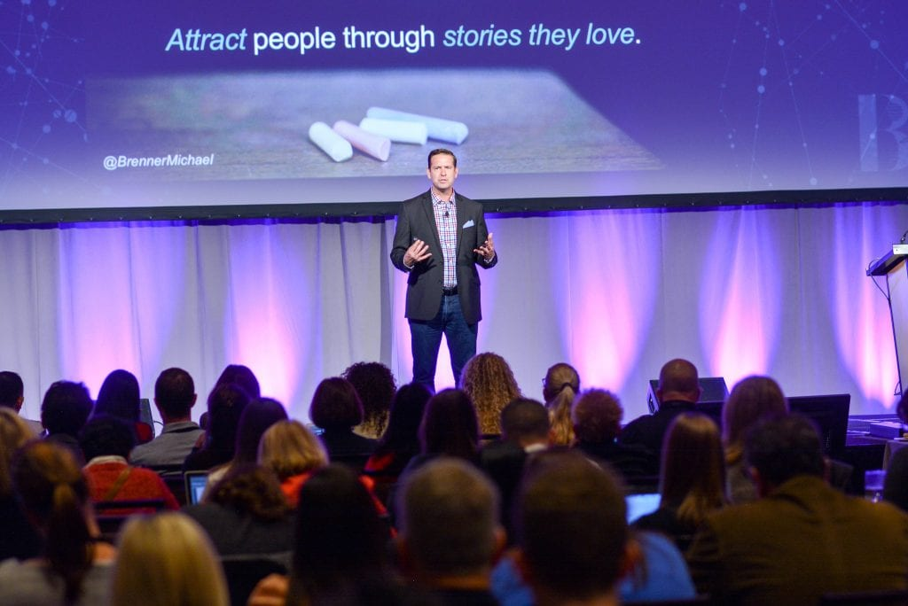 bad speeches you don't make, stories people love you attract