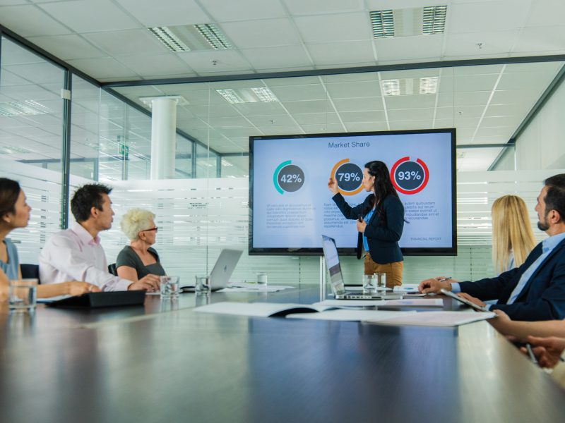 4 Reasons Why Your Company Should Use Interactive Presentation Software
