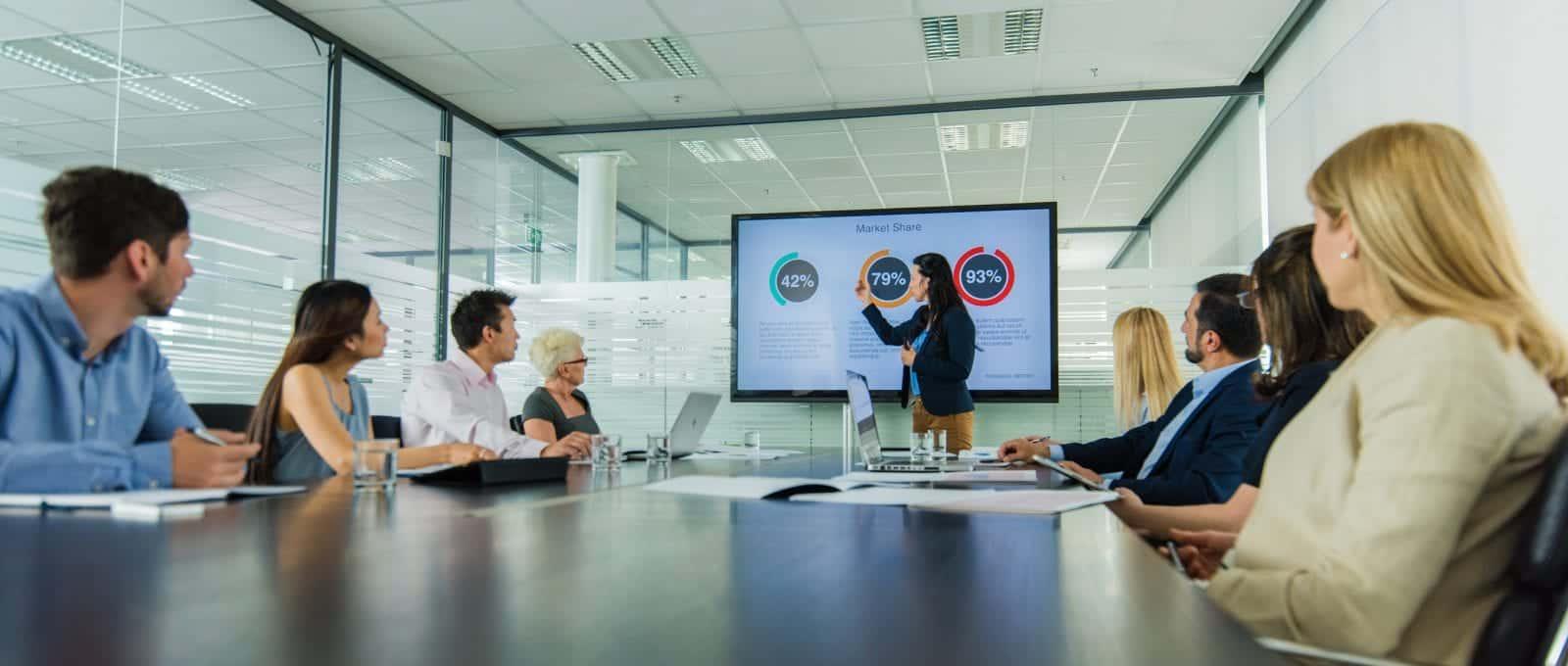 4 Gründe, warum Ihr Unternehmen eine interaktive Präsentationssoftware verwenden sollte