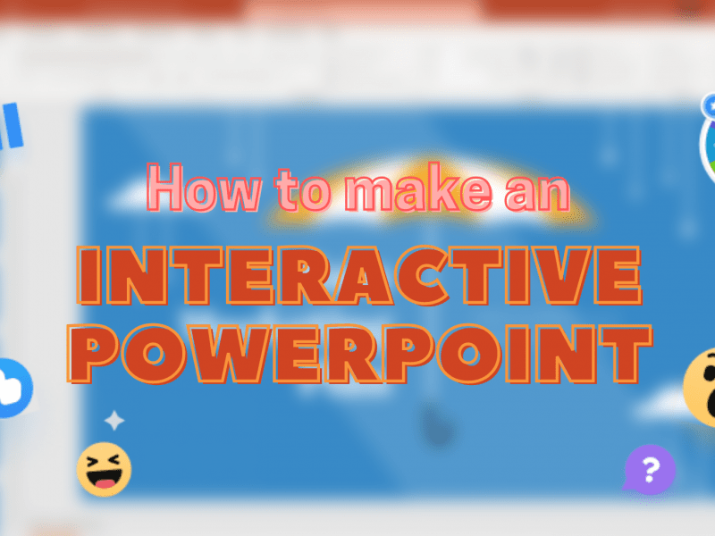 How to Make an Interactive PowerPoint for Free (and in just 4 Steps!)