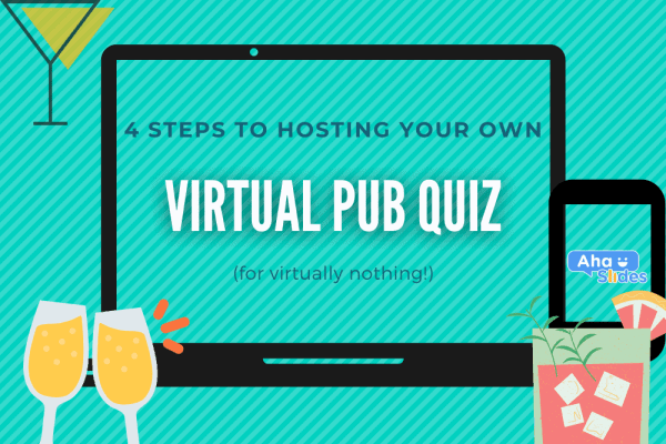 Virtual Pub Quiz 2021: How to Host Yours for Virtually Nothing! (Steps + Premade Quizzes)