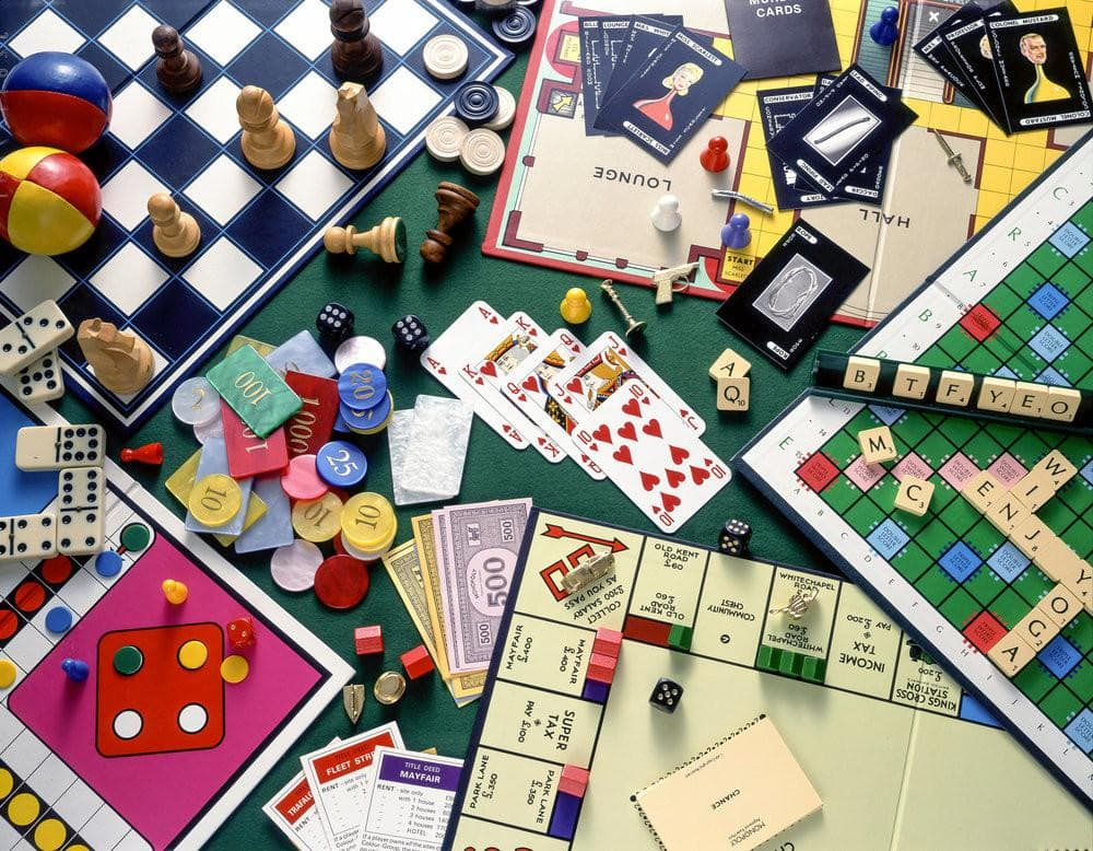 board games quiz questions and answers