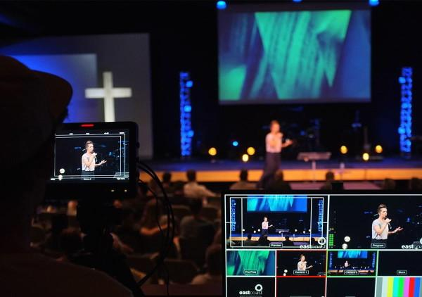 Online Church Service for Beginners: How to Livestream Your Church Service