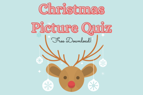 Free 2020 Christmas Picture Quiz (40 Questions and Answers)