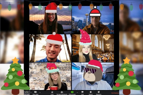 11 Totally Free Virtual Christmas Party Ideas for 2021 (Tools + Templates)