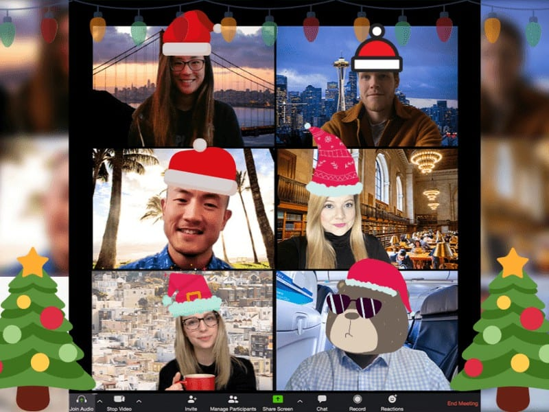 10 Totally Free Virtual Christmas Party Ideas for 2020 (Tools + Templates)