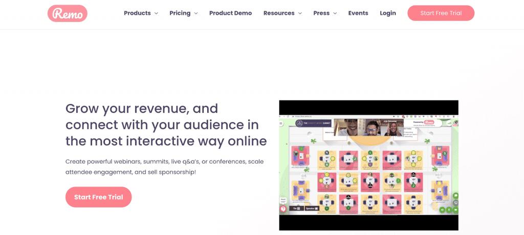 Choosing the right platform to master a virtual presentation