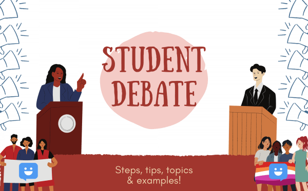 How to Hold a Student Debate: 6 Steps to Meaningful Class Discussions (+ Examples & Topics)