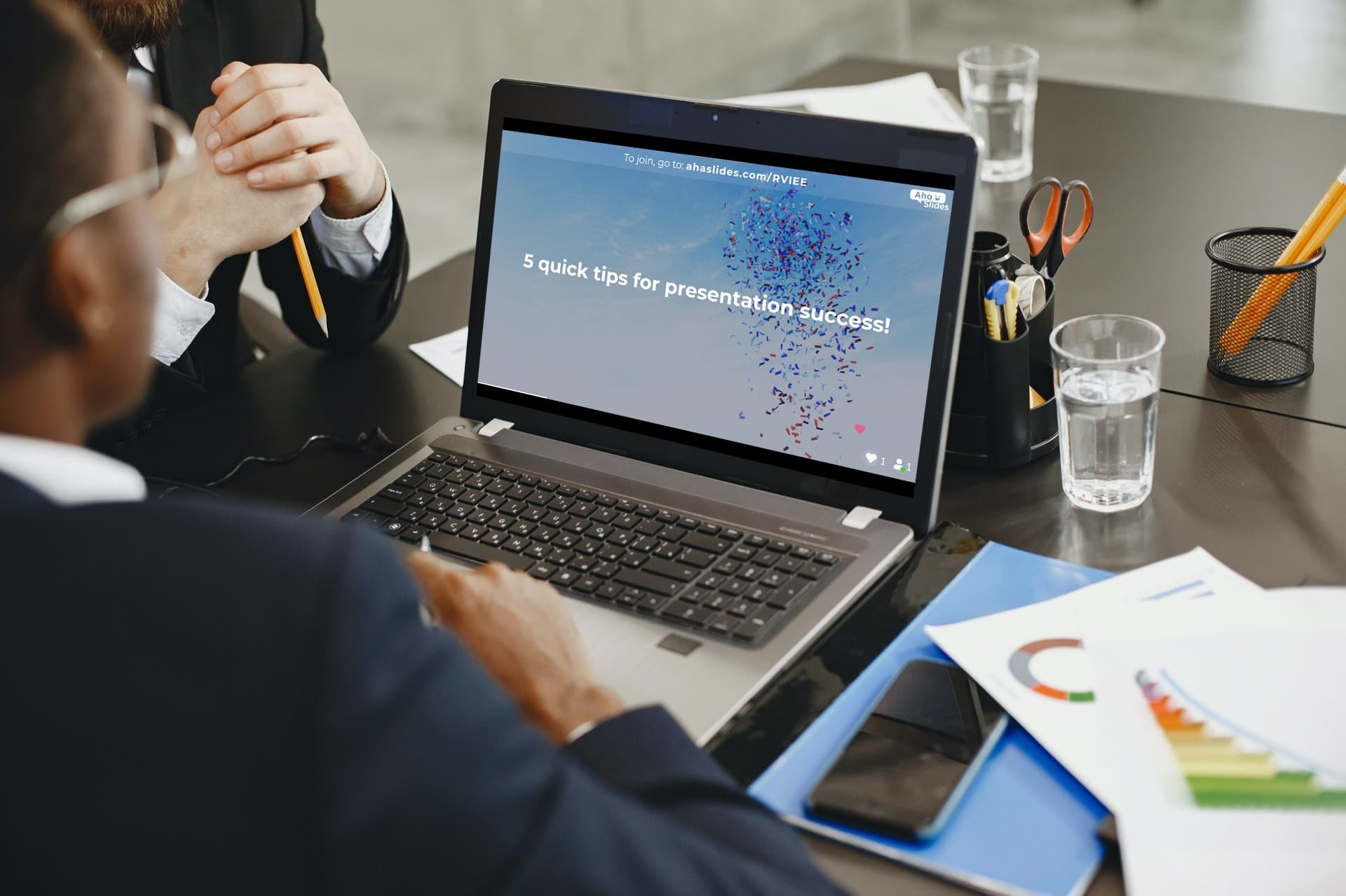 5 quick tips for presentation success