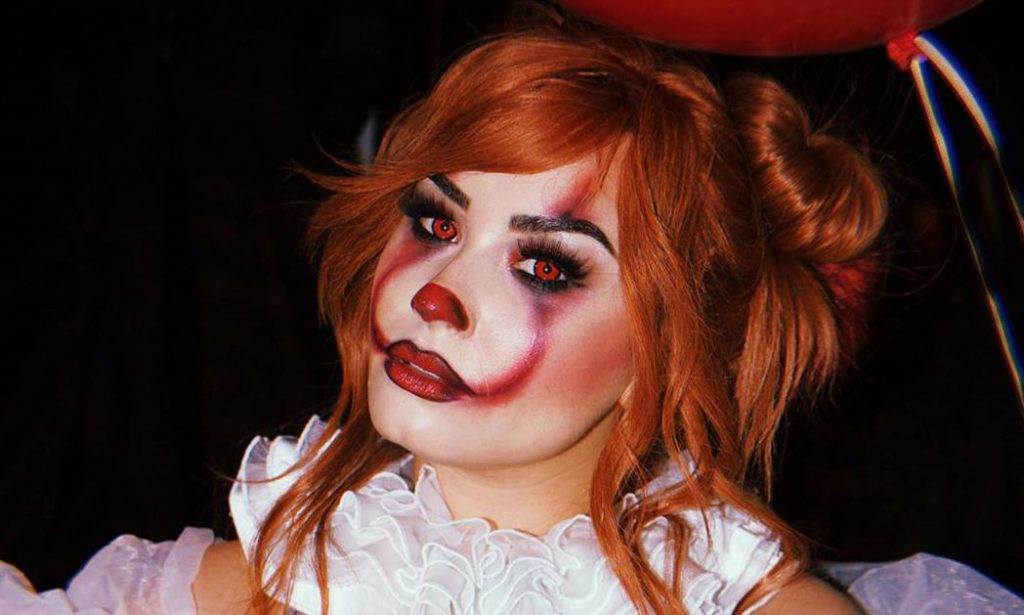 Demi Lovato as Pennywise