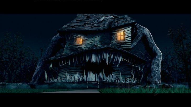 Monster House from Monster House the movie