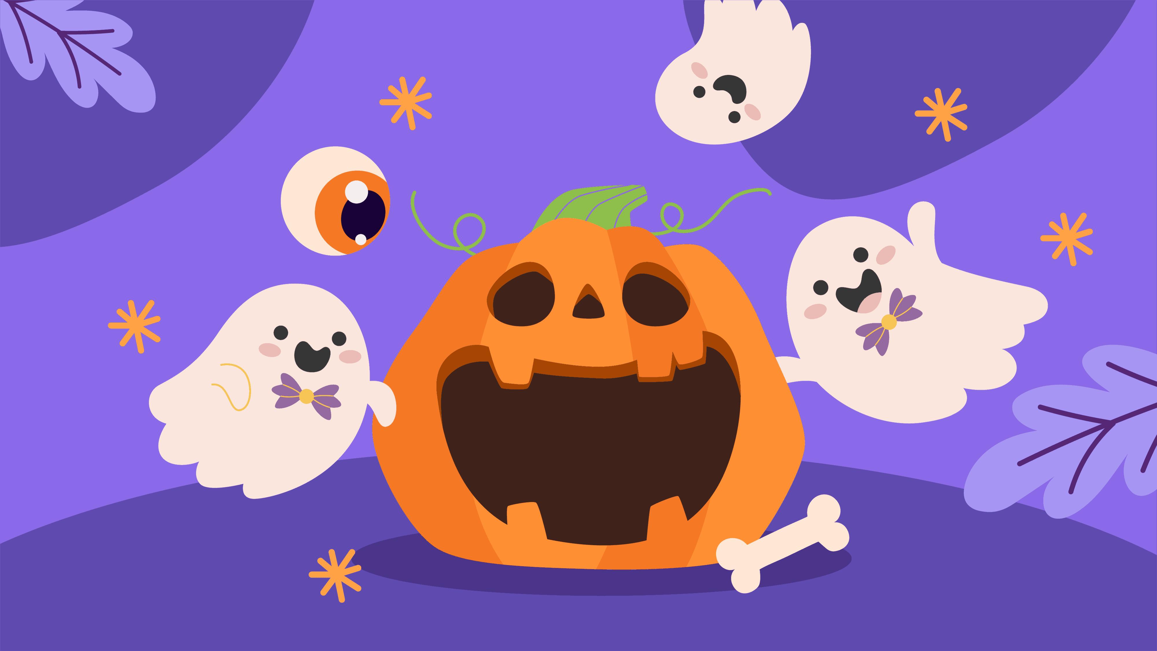 Kostenloses Halloween-Quiz (20 Fragen und Antworten) für Partys und Unterricht